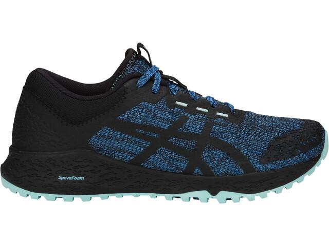 asics W's Alpine XT Shoes Blue Coast/Black